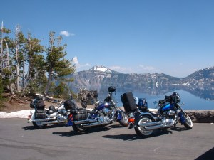 Crater Lake with Leif 027