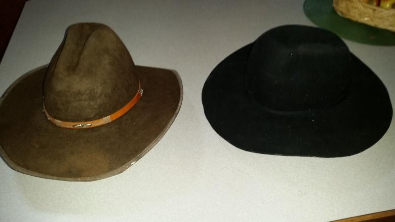 how to stiffen a cowboy hat – homegrownengineer